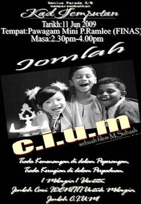 JOMLAH C.I.U.M!